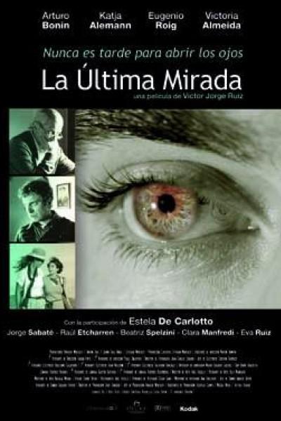 Caratula, cartel, poster o portada de La última mirada