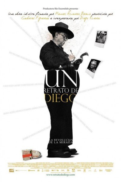 Caratula, cartel, poster o portada de Un retrato de Diego