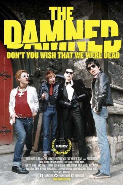Caratula, cartel, poster o portada de The Damned: Don\'t You Wish That We Were Dead