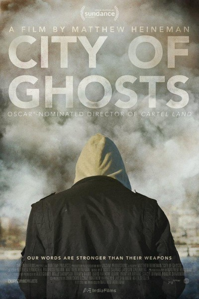 Caratula, cartel, poster o portada de City of Ghosts