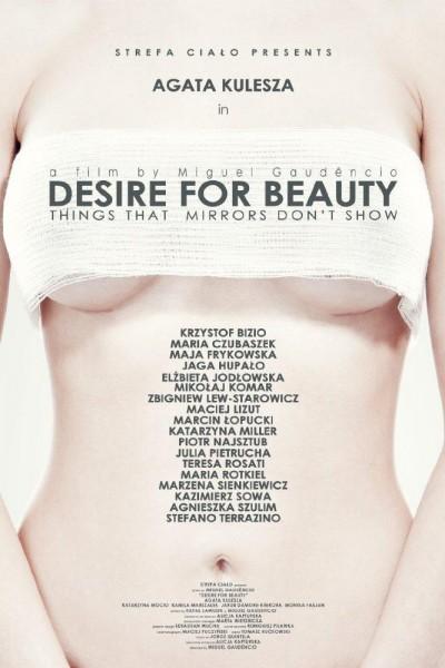 Caratula, cartel, poster o portada de Desire for Beauty