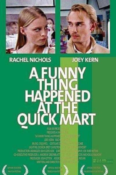 Caratula, cartel, poster o portada de A Funny Thing Happened at the Quick Mart