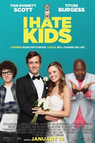 Caratula, cartel, poster o portada de I Hate Kids