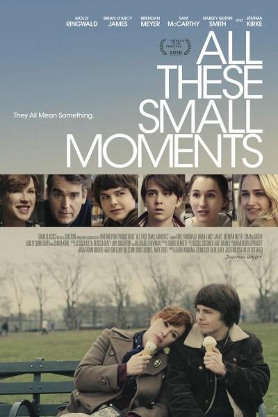 Caratula, cartel, poster o portada de All These Small Moments