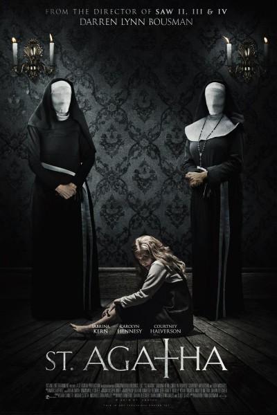 Caratula, cartel, poster o portada de St. Agatha