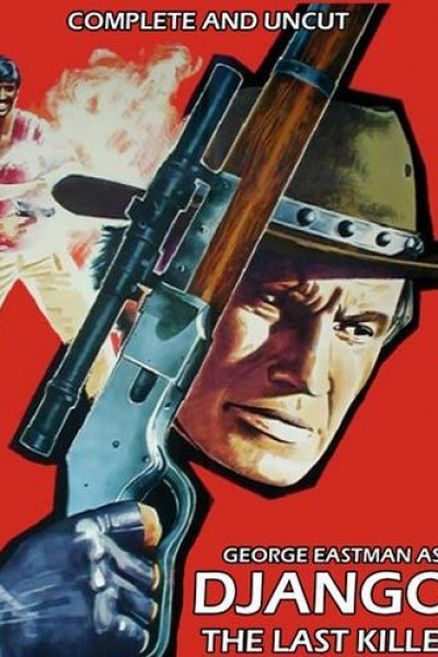 Caratula, cartel, poster o portada de El último pistolero