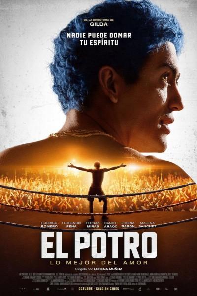Caratula, cartel, poster o portada de El Potro: Lo mejor del amor