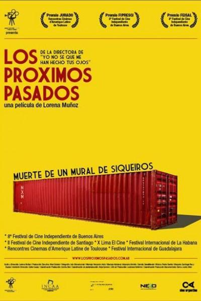 Caratula, cartel, poster o portada de Los próximos pasados