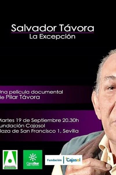 Caratula, cartel, poster o portada de Salvador Távora: la excepción