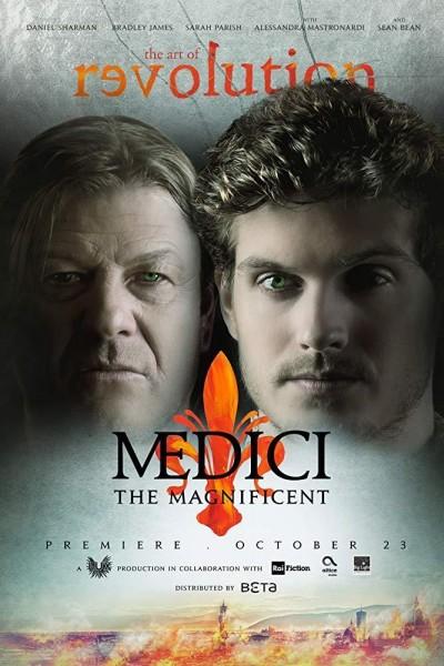 Caratula, cartel, poster o portada de Los Médici: Señores de Florencia. El Magnífico