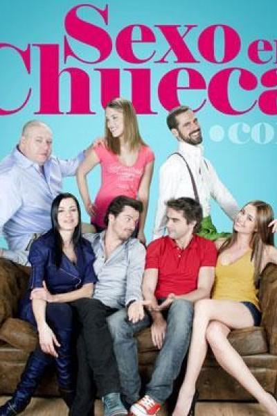 Caratula, cartel, poster o portada de Sexo en Chueca.com