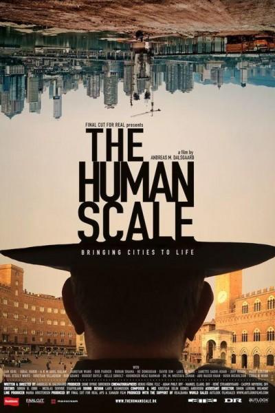 Caratula, cartel, poster o portada de La escala humana