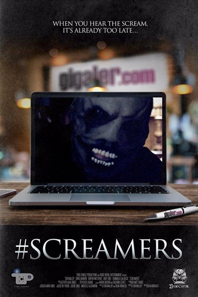 Caratula, cartel, poster o portada de #Screamers