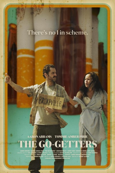Caratula, cartel, poster o portada de The Go-Getters