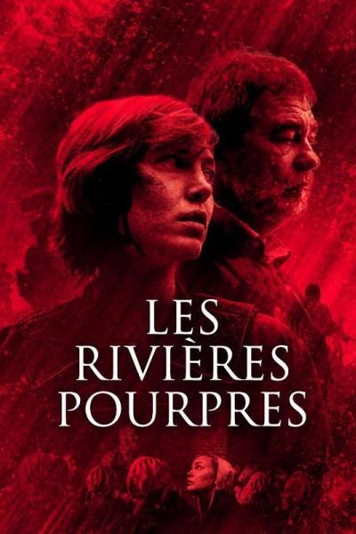 Caratula, cartel, poster o portada de Los ríos de color púrpura