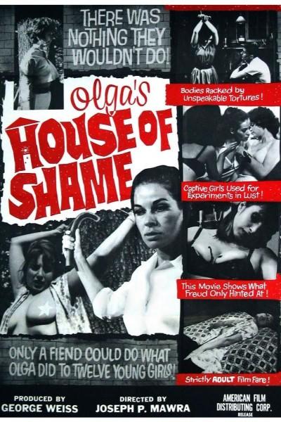 Caratula, cartel, poster o portada de Olga\'s House of Shame