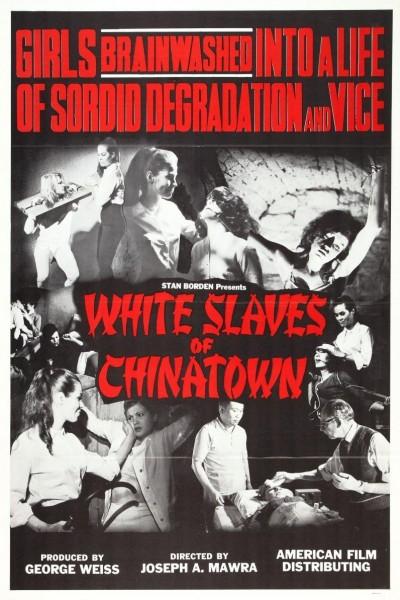 Caratula, cartel, poster o portada de Olga\'s White Slaves of Chinatown