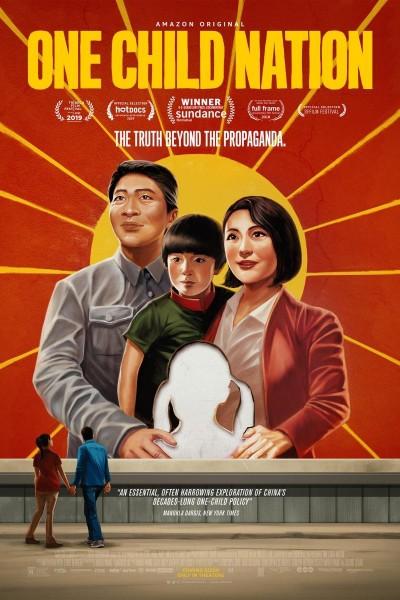 Caratula, cartel, poster o portada de One Child Nation