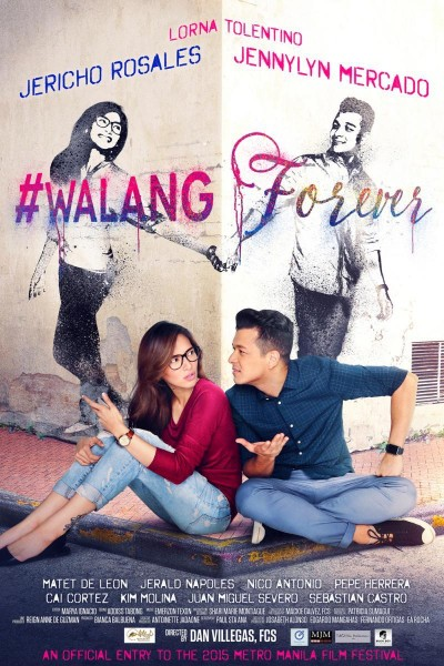 Caratula, cartel, poster o portada de #Walang Forever