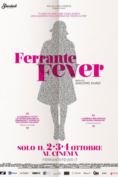 Caratula, cartel, poster o portada de Ferrante Fever