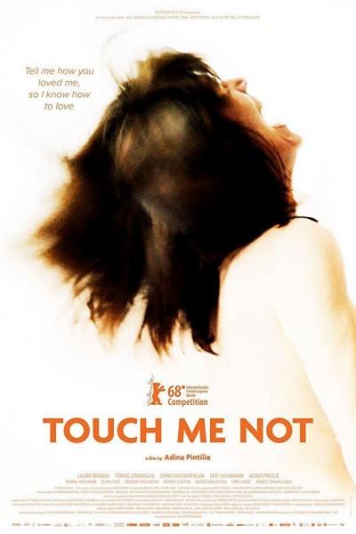 Caratula, cartel, poster o portada de Touch Me Not