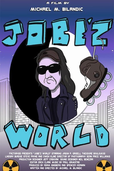 Caratula, cartel, poster o portada de Jobe\'z World