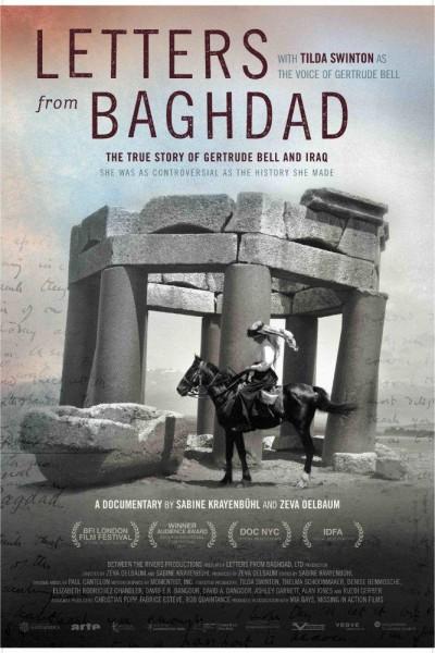 Caratula, cartel, poster o portada de Letters from Baghdad