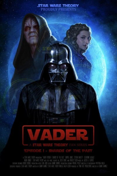 Caratula, cartel, poster o portada de Vader Episode 1: Shards of the Past - A Star Wars Theory Fan-Film