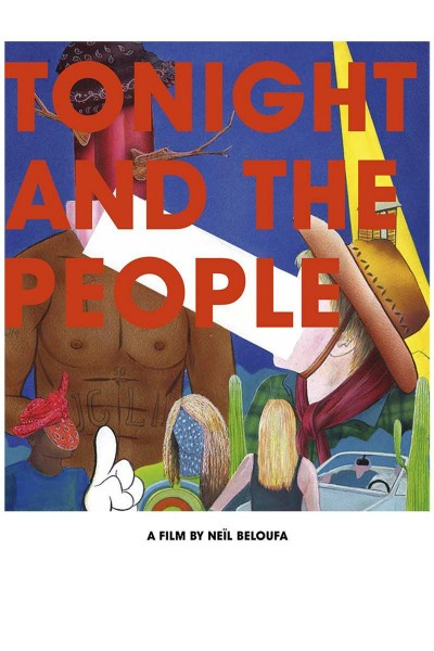 Caratula, cartel, poster o portada de Tonight and the People
