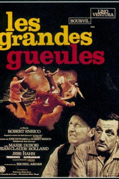 Caratula, cartel, poster o portada de Los rufianes