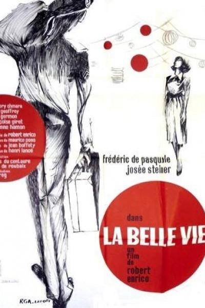 Caratula, cartel, poster o portada de La belle vie