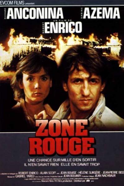 Caratula, cartel, poster o portada de Zone rouge