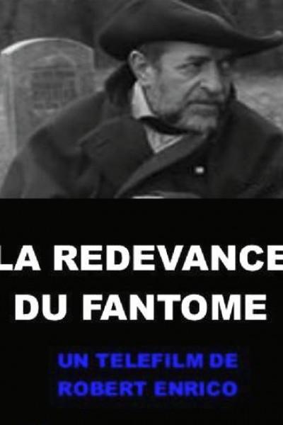 Caratula, cartel, poster o portada de La redevance du fantôme