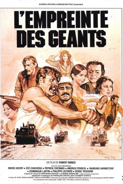 Caratula, cartel, poster o portada de L\'empreinte des géants