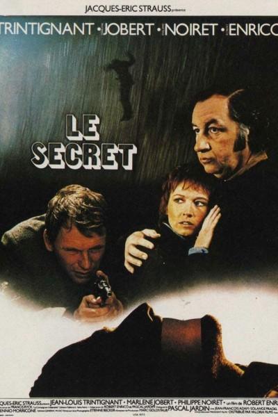Caratula, cartel, poster o portada de El secreto