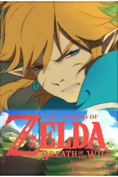 Caratula, cartel, poster o portada de The Legend of Zelda: Breath of the Wild