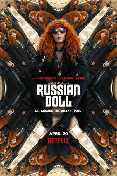 Caratula, cartel, poster o portada de Muñeca rusa