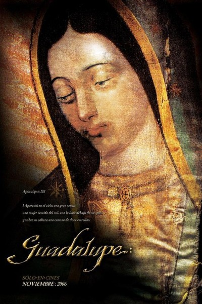 Caratula, cartel, poster o portada de Guadalupe: El milagro