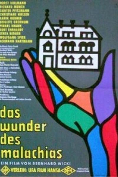 Caratula, cartel, poster o portada de El milagro de Malaquías