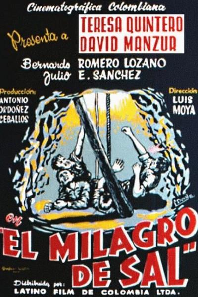 Caratula, cartel, poster o portada de El milagro de sal