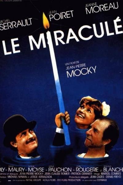 Caratula, cartel, poster o portada de El milagro