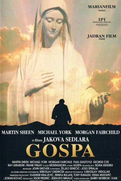 Caratula, cartel, poster o portada de Gospa. El milagro de Medjugorje