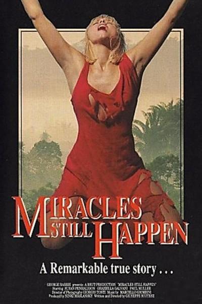 Caratula, cartel, poster o portada de Milagro en el infierno verde