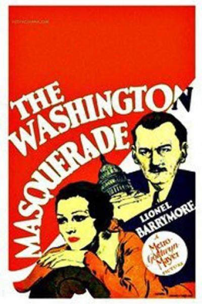 Caratula, cartel, poster o portada de The Washington Masquerade
