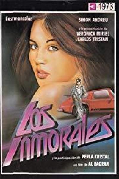Caratula, cartel, poster o portada de Los inmorales