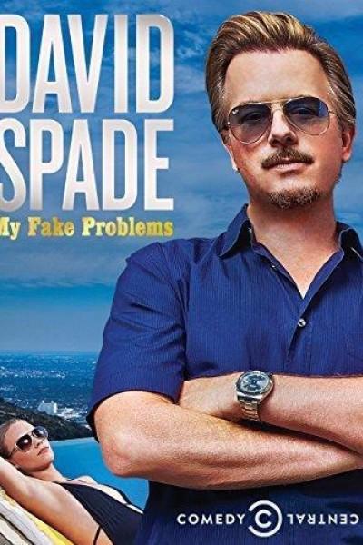 Caratula, cartel, poster o portada de David Spade: My Fake Problems