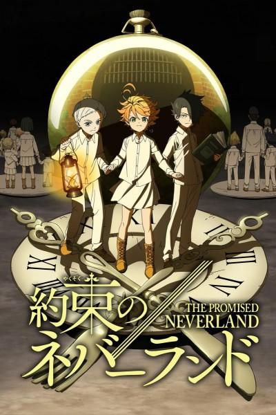 Caratula, cartel, poster o portada de The Promised Neverland