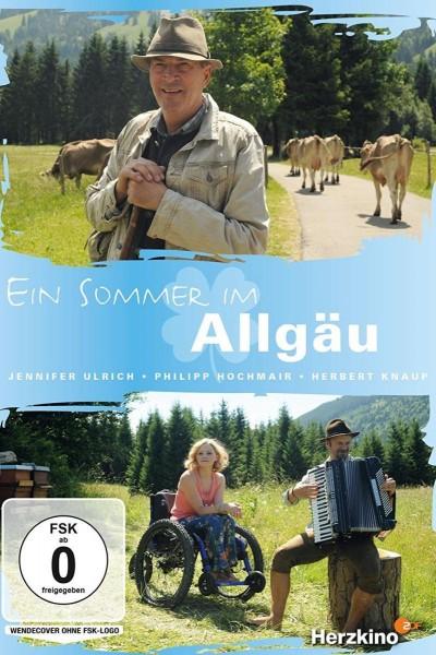 Caratula, cartel, poster o portada de Un verano en Algovia