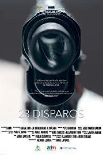 Caratula, cartel, poster o portada de 23 Disparos