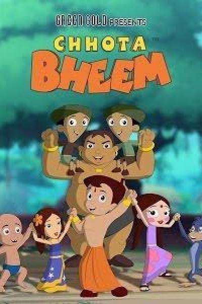 Caratula, cartel, poster o portada de Chhota Bheem